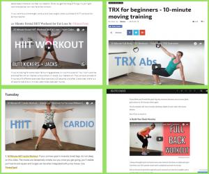 FitnessType in the media