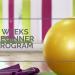 4 weeks beginner program