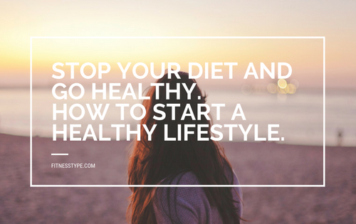 how to start a healthy lifestyle