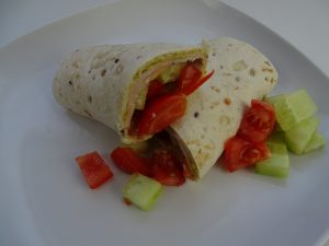 Dutch wrap recipes