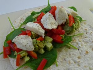 Asian Avocado Wrap Recipes