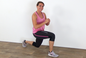 Best butt workout - lunges