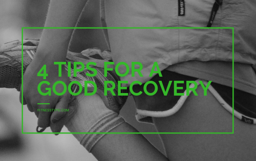 tips recovery