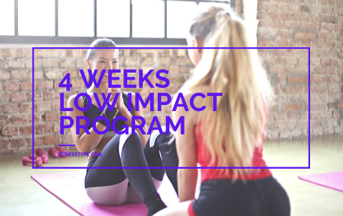 low impact program