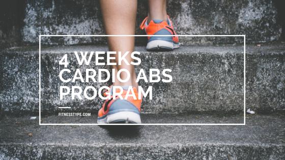 Cardio Abs Program