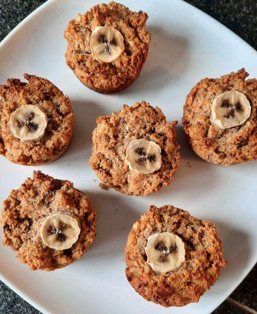 fig-banana cakes